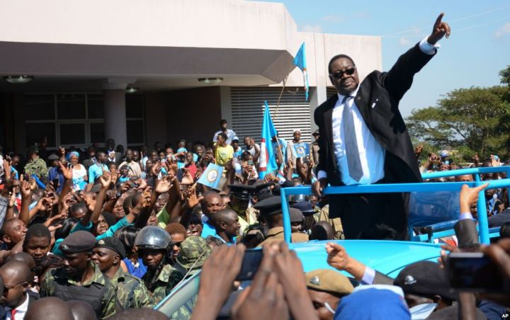 Africa to Honor Mutharika