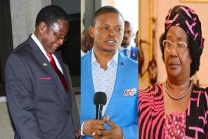 Chakwera,Bushir,Joyce Banda shamed