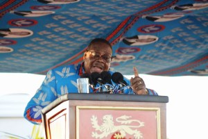 Make a date with Mutharika at 14;00 hrs